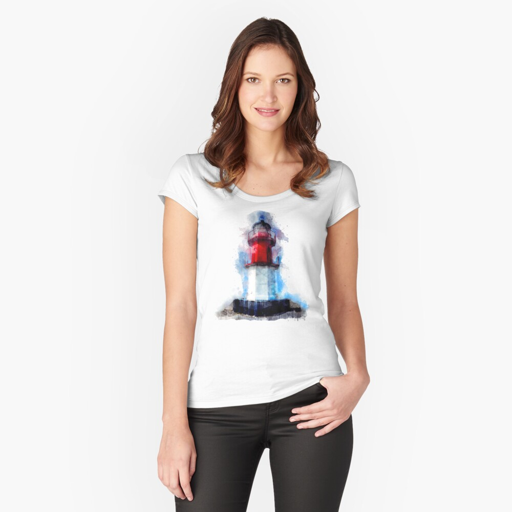 Little Winkie Fitted Scoop T-Shirt
