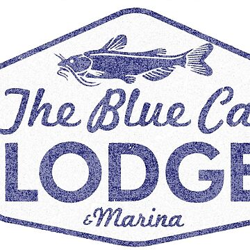 The Blue Cat Lodge by snarkee