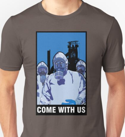 Come With Us T-Shirt