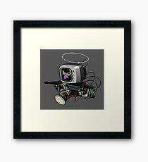 ZED HEX v1.5 Framed Print