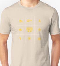 Camera White Balance Tic Tac Unisex T-Shirt