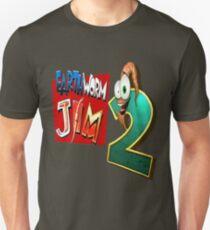 Earthworm Jim - EWJ2 Logo T-Shirt