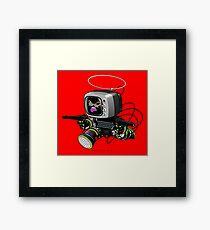 ZED HEX v1.2 Framed Print