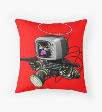 ZED HEX v1.2 Throw Pillow