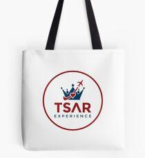 Tsar Experience Full Logo Designs Tote Bag