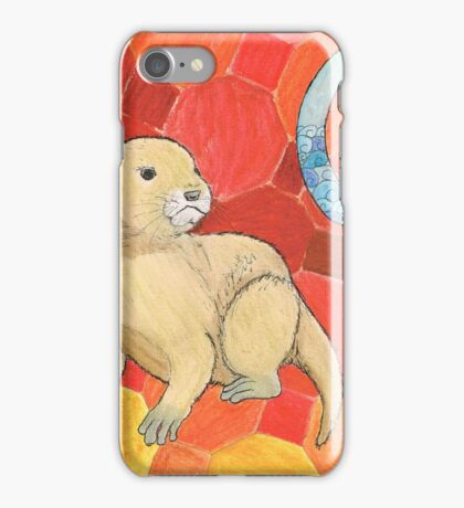 O is for Otter iPhone Case/Skin