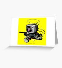 ZED HEX v1.1 Greeting Card