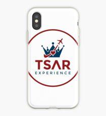 Tsar Experience Full Logo Designs iPhone Case