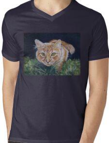 Ramone Mens V-Neck T-Shirt