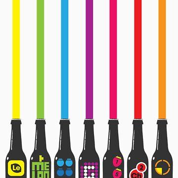 7 Flavors by Frantisek