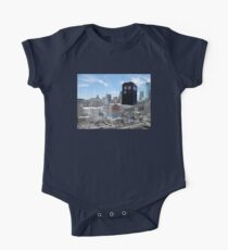 TARDIS Over Philly Kids Clothes