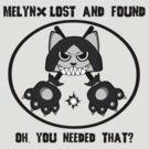 Melynx Lost & Found by ZachyMassacre