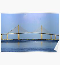 Sunshine Skyway Poster