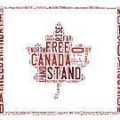 O Canada by DesignsByDebQ
