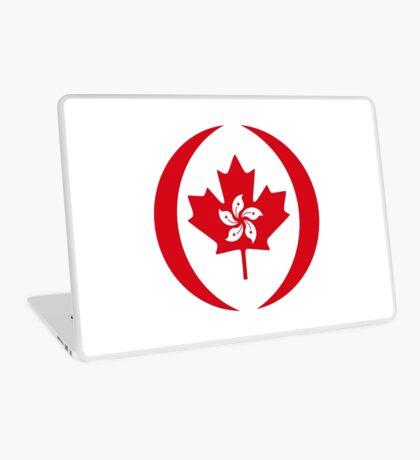 Hong Konger Canadian Multinational Patriot Flag Series Laptop Skin