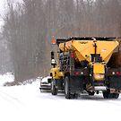 On the Snow Again by Sandy Woolard
