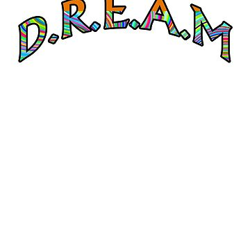 Dream Funky Text by FabloFreshcoBar