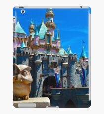 Sleeping Beauty's Castle iPad Case/Skin