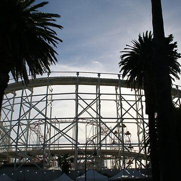 Luna Park Melbourne Victoria Australia by rupertrussell