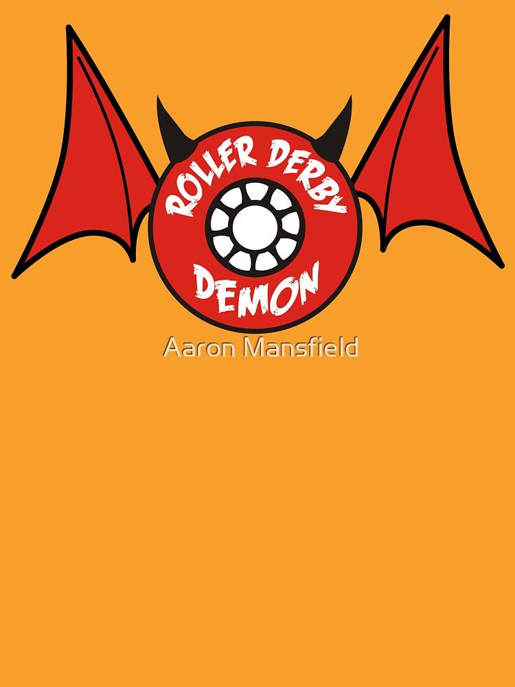 Roller Derby Demon by StarAdrael