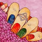 Abstract Manicure by PETAbstractA