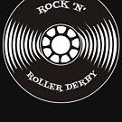 Rock N Roller Derby by Aaron Mansfield