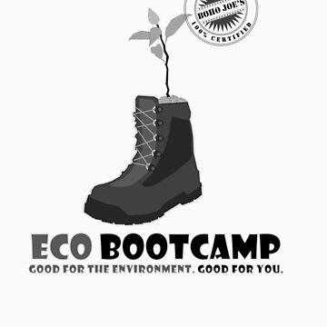 Boho Joe's Eco Bootcamp by xavier