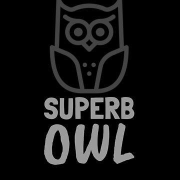 Superb Owl Football Meme by TrndSttr