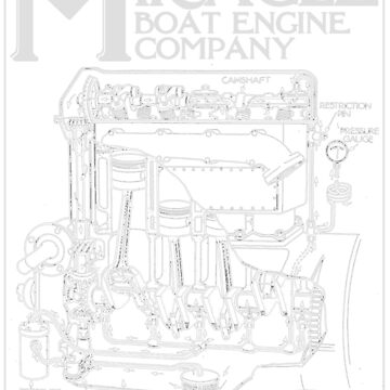 Miracle Boat Engine Company by JungleCrews