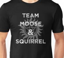 SPN Team Moose & Squirrel Unisex T-Shirt