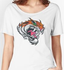 El TIGRE Women's Relaxed Fit T-Shirt