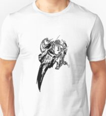 Laughing Vulture Mask T-Shirt