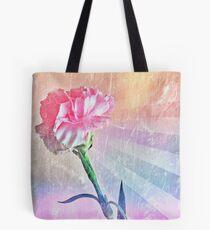 Pastel Carnation Tote Bag