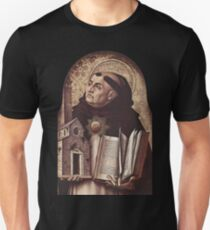 Thomas Aquinas Slim Fit T-Shirt