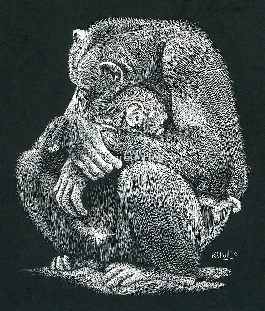 A Tender Moment by Karen  Hull