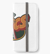 seattle sonics iPhone Wallet/Case/Skin