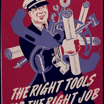 Right tools for the job by franceslewis