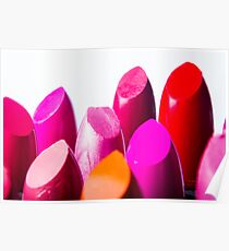 Beauty and fashion swatch Poster