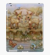 down by the riverside iPad Case/Skin