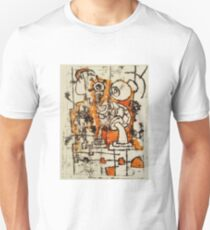 The Thing- Monoprint on Paper Unisex T-Shirt