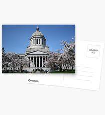 State Capitol Postkarten