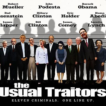 The Usual Traitors by DeplorableLib