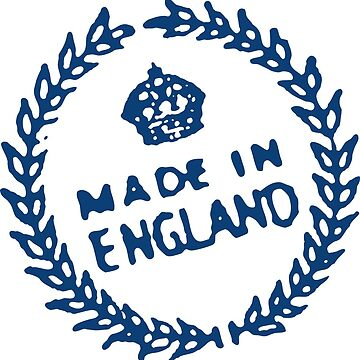 Made in England by Brubarell