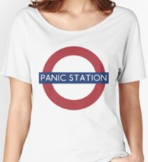 Panic Station Women's Relaxed Fit T-Shirt