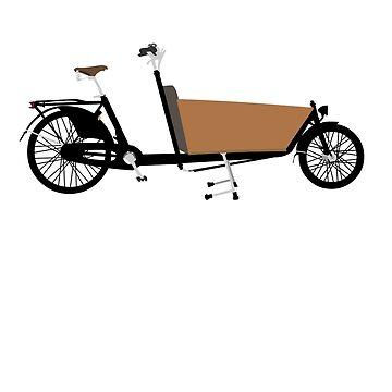 cargo bike by id2013