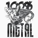 100% Metal - Light by quigonjim