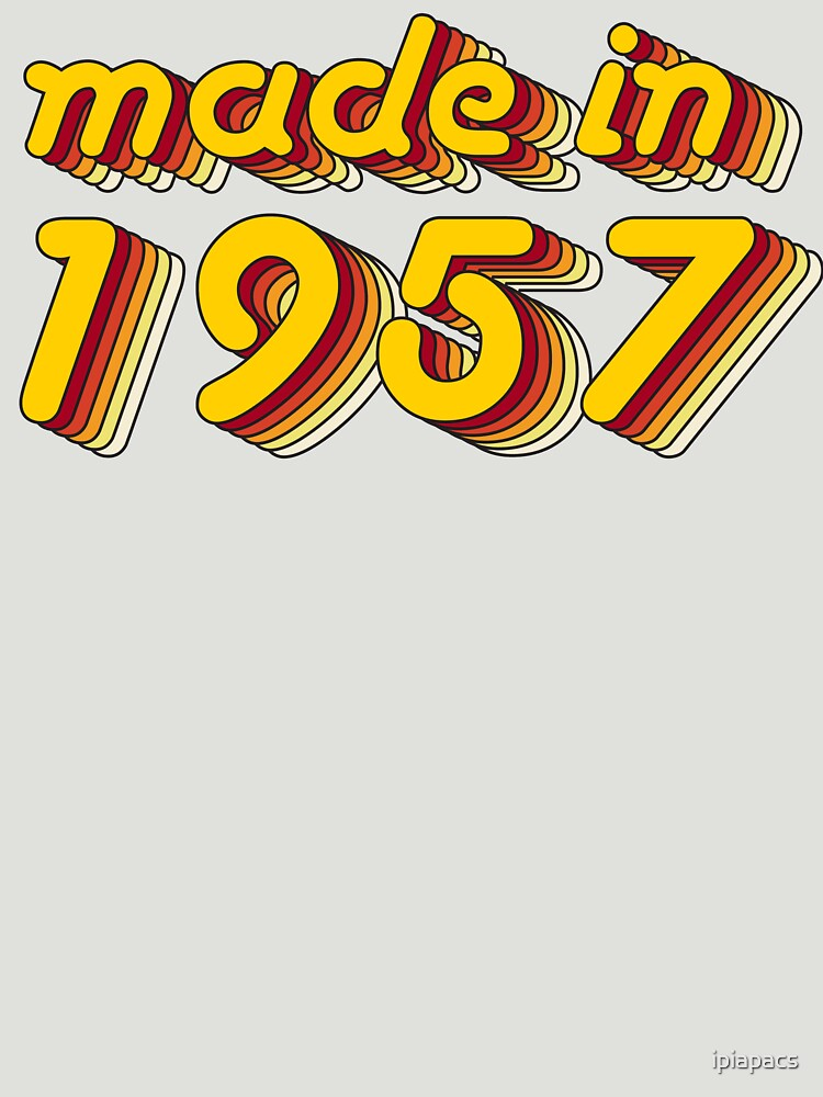 Made in 1957 (Yellow&Red) by ipiapacs