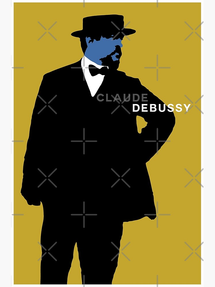 Claude Debussy by SUCHDESIGN