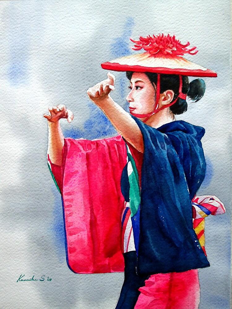 06-12-2009 Kimono Portrait (Original) by BuaS