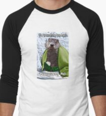 It's Groundhog Day Again Men's Baseball ¾ T-Shirt